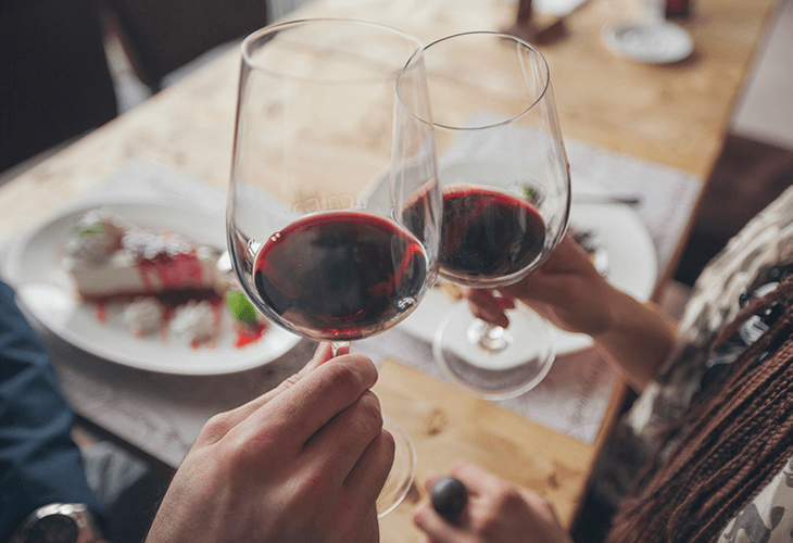 Paired to Perfection: Desserts and Wine